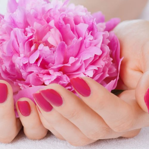 Gel manicure training edinburgh